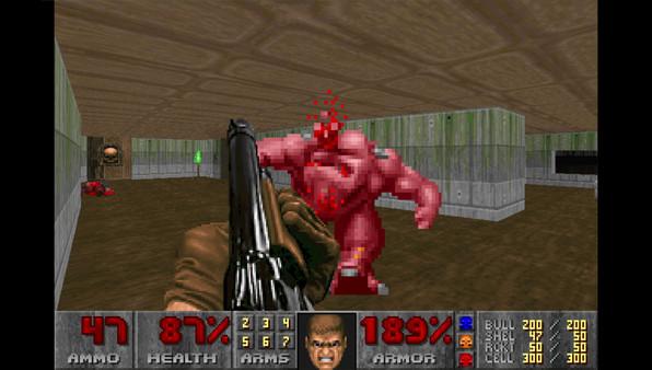 скриншот Ultimate Doom 0