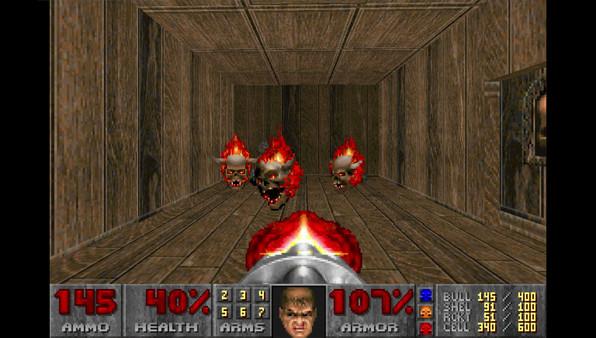 скриншот Ultimate Doom 5