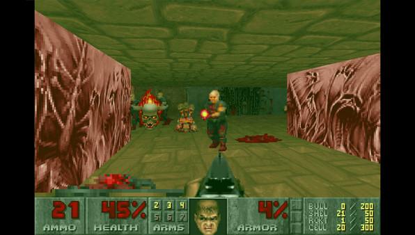 скриншот Ultimate Doom 2