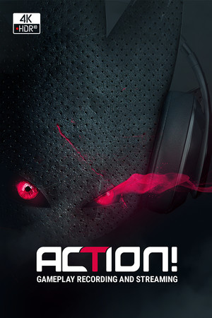 Action! - Gameplay Recording and Streaming poster image on Steam Backlog
