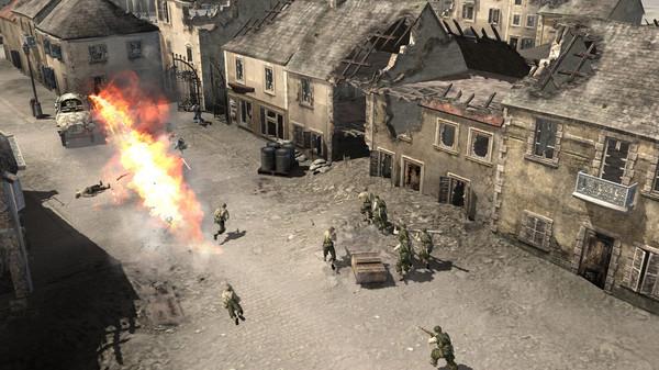 скриншот Company of Heroes 6