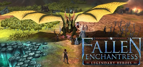 Fallen Enchantress: Legendary Heroes header image