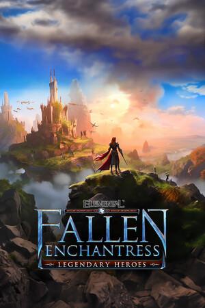 Fallen Enchantress: Legendary Heroes poster image on Steam Backlog
