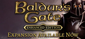 Baldur's Gate: Enhanced Edition cover art