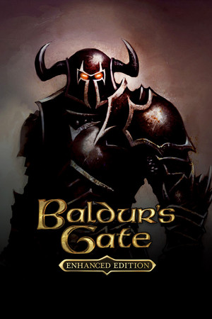 Baldur's Gate: Enhanced Edition poster image on Steam Backlog