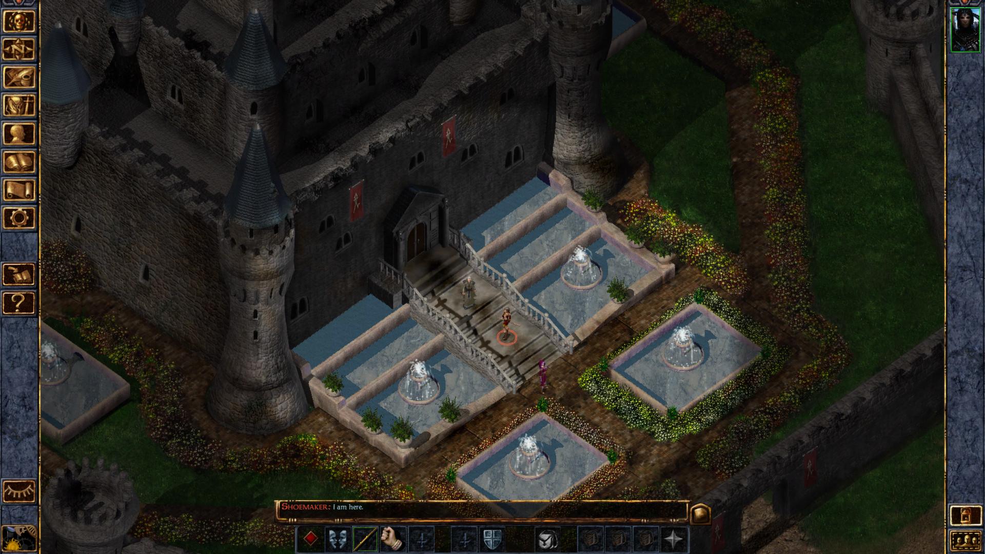 baldurs gate enhanced edition ita