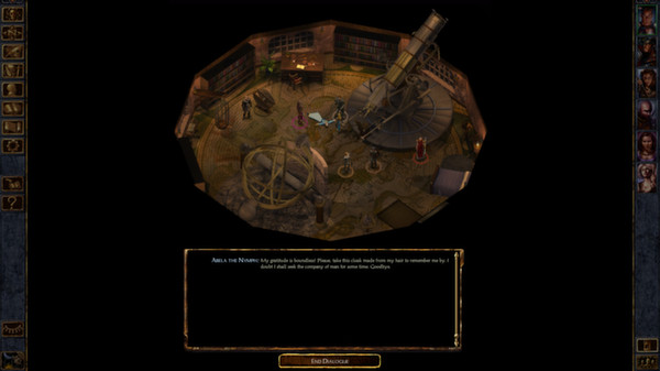 скриншот Baldur's Gate: Enhanced Edition 1