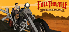 Full Throttle Remastered cover art