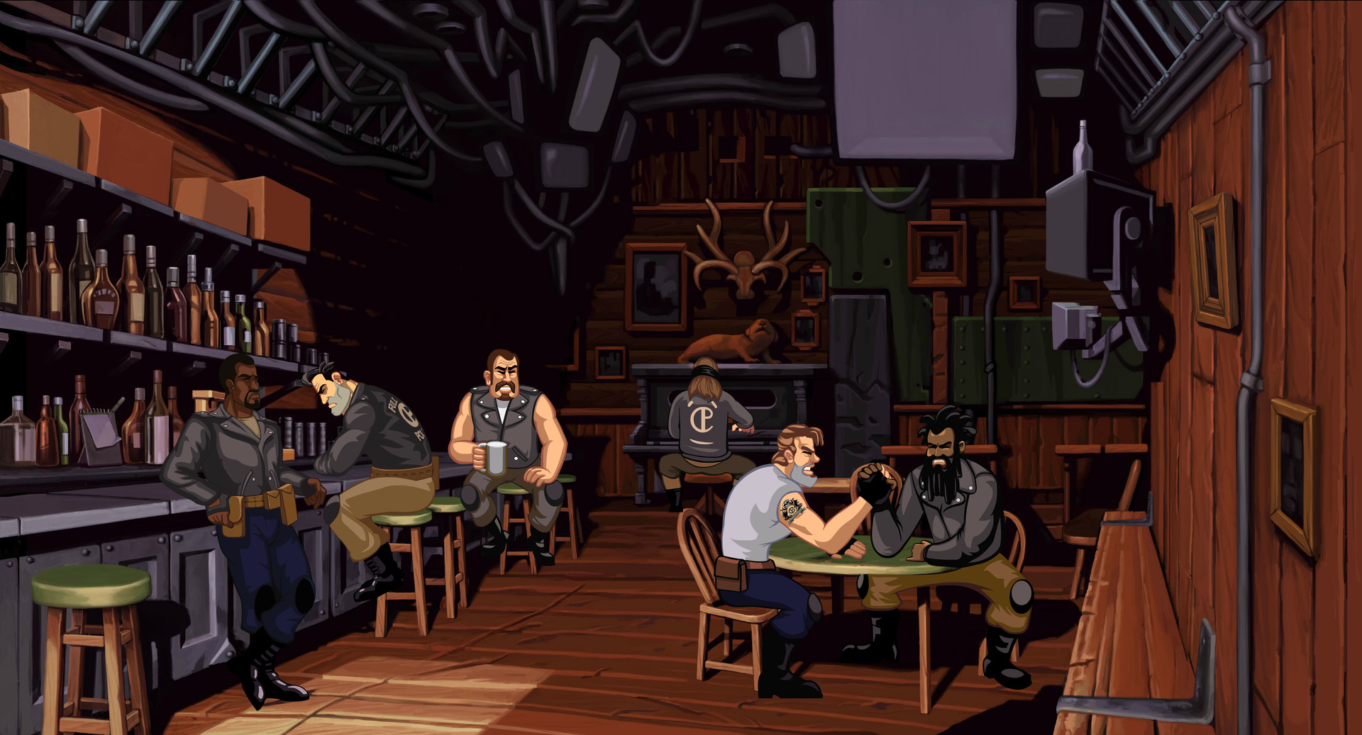 Full Throttle Remastered Screenshot 2