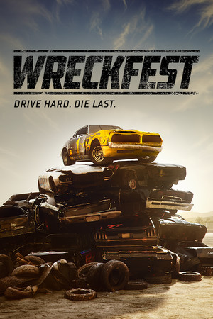 Wreckfest poster image on Steam Backlog