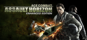 ACE COMBAT™ ASSAULT HORIZON Enhanced Edition cover art