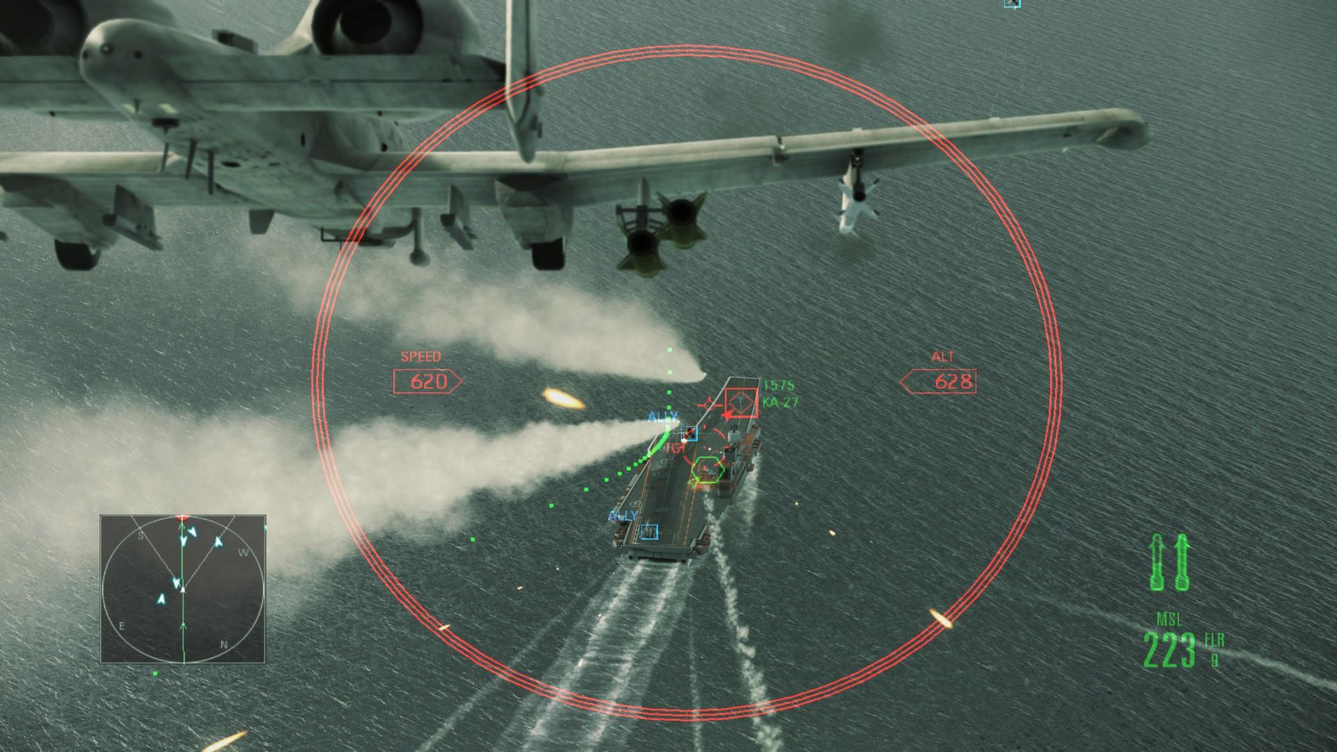 Ace Combat: Assault Horizon - Enhanced Edition Repack