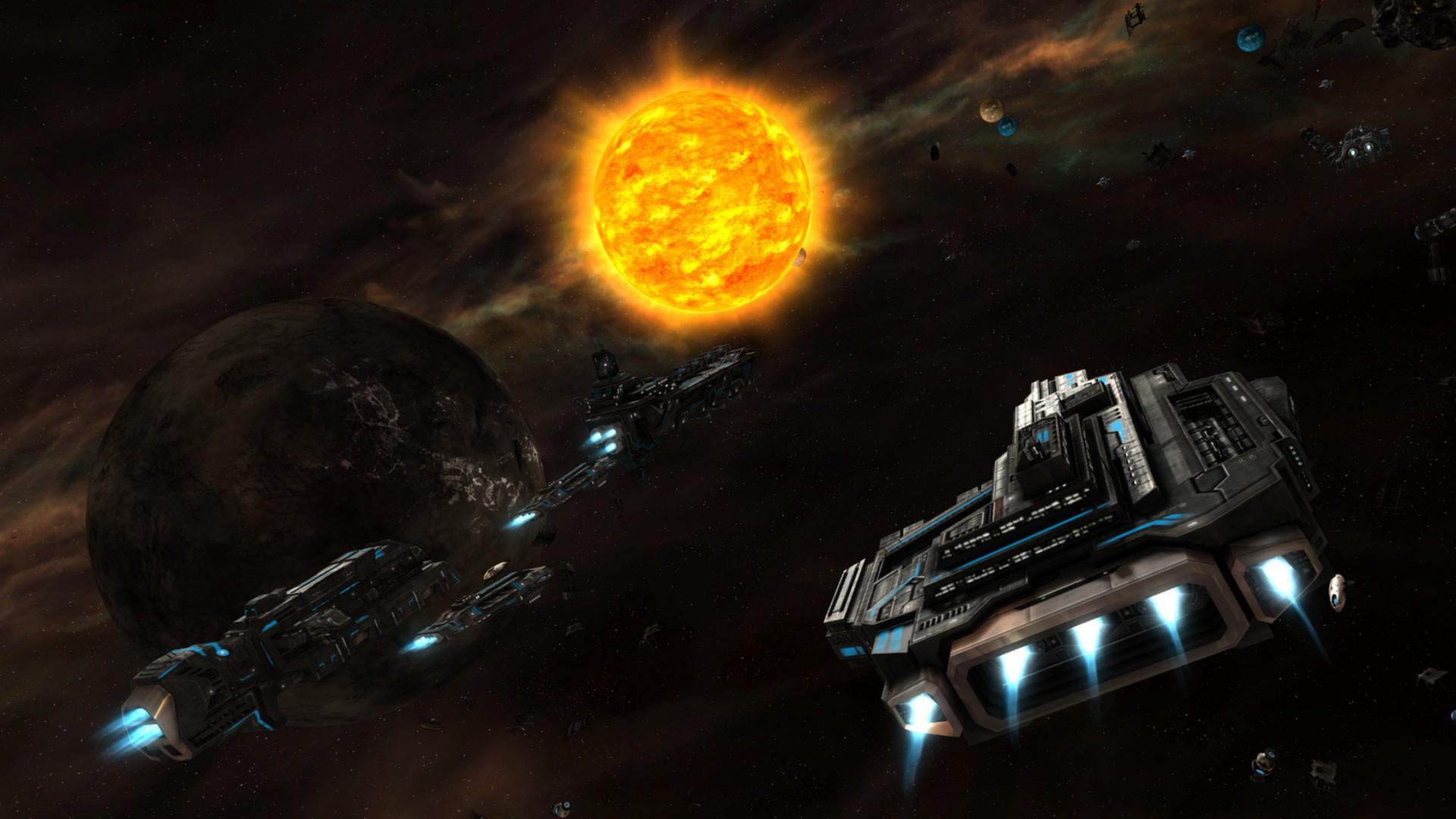 économisez 50 Sur Sins Of A Solar Empire Rebellion Forbidden