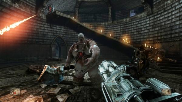 "Painkiller Hell & Damnation: Operation ""Zombie Bunker"" (DLC)"