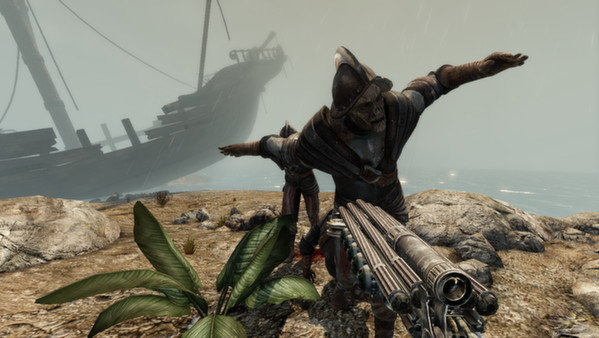 Painkiller Hell & Damnation: Demonic Vacation at the Blood Sea (DLC)