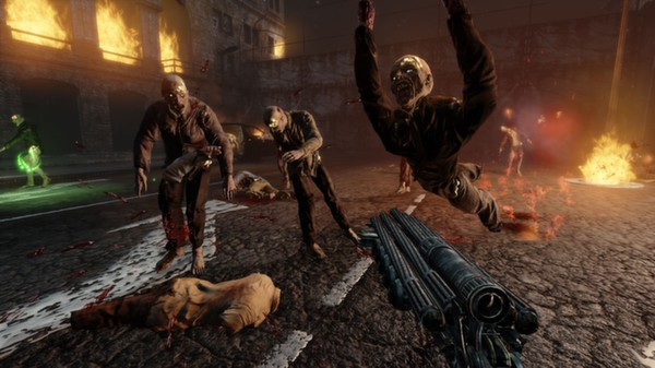 Painkiller Hell & Damnation: City Critters (DLC)