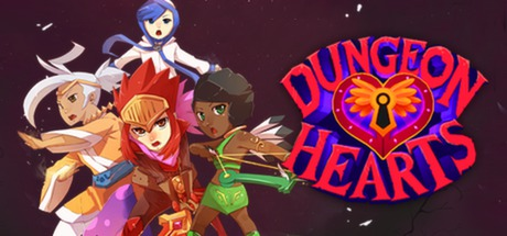 Dungeon Hearts header image