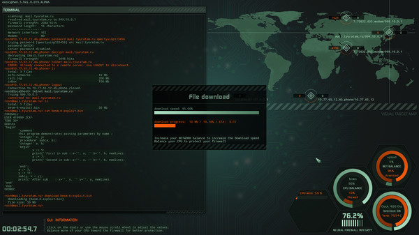 Hacker Evolution IMMERSION 2