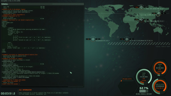 Hacker Evolution IMMERSION 6