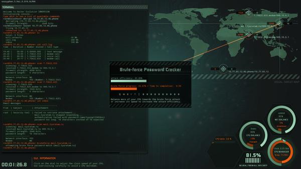 Hacker Evolution IMMERSION 3