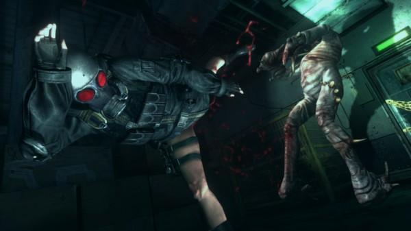 Resident Evil: Revelations Lady HUNK DLC
