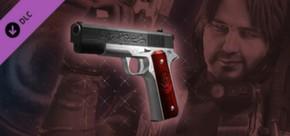 """Resident Evil: Revelations Parker's Government Handgun + Custom Part: """"FBC"""" cover art"""