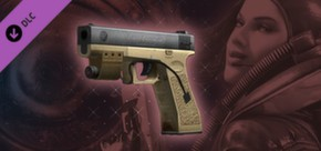 "RE Rev. / BH REV. UE: Weapon: Jessica's G18 + Custom Part: ""BSAA"" cover art"