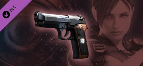 """Resident Evil: Revelations Jill's Samurai Edge + Custom Part: """"S.T.A.R.S."""""""