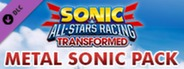 Sonic and All-Stars Racing Transformed Metal Sonic DLC Pack