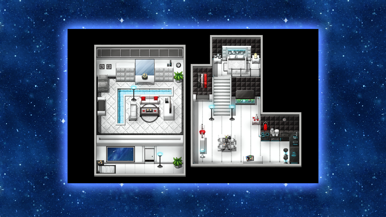 RPG Maker VX Ace - Futuristic Tiles Resource Pack Steam Discovery