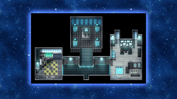 RPG Maker VX Ace - Futuristic Tiles Resource Pack (DLC)