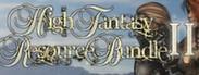 RPG Maker VX Ace - High Fantasy Resource Bundle II