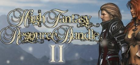 Купить RPG Maker VX Ace - High Fantasy Resource Bundle II (DLC)