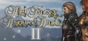 RPG Maker VX Ace - High Fantasy Resource Bundle II cover art