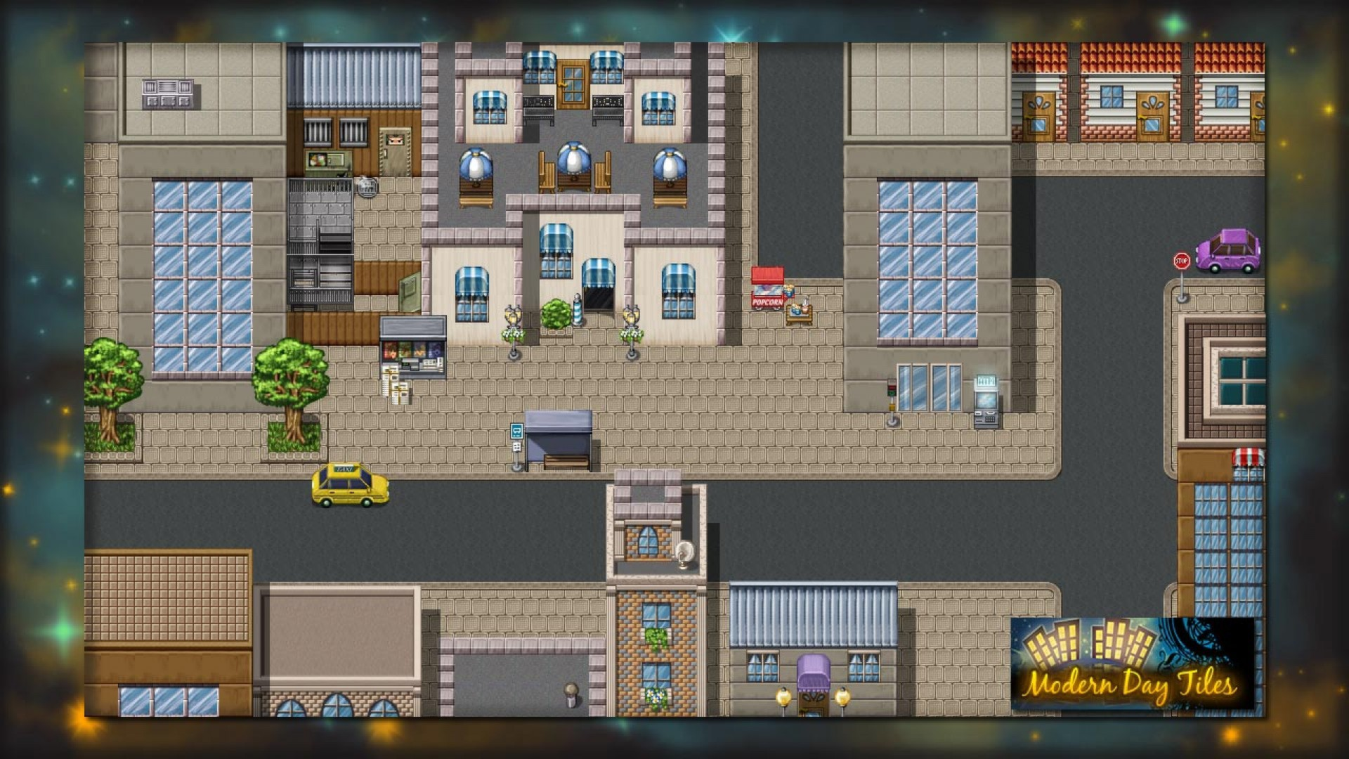 Rpg maker xp graphic animation role-playing game role-playing.