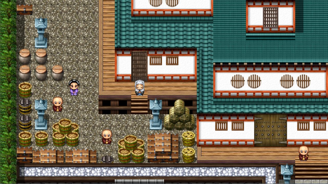 RGSS XP TÉLÉCHARGER POUR GRATUIT MAKER RPG