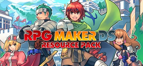 Купить RPG Maker VX Ace - DS Resource Pack (DLC)
