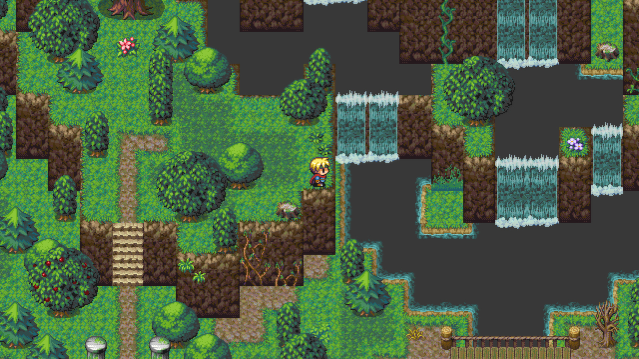 how to play rpg maker 2000 games