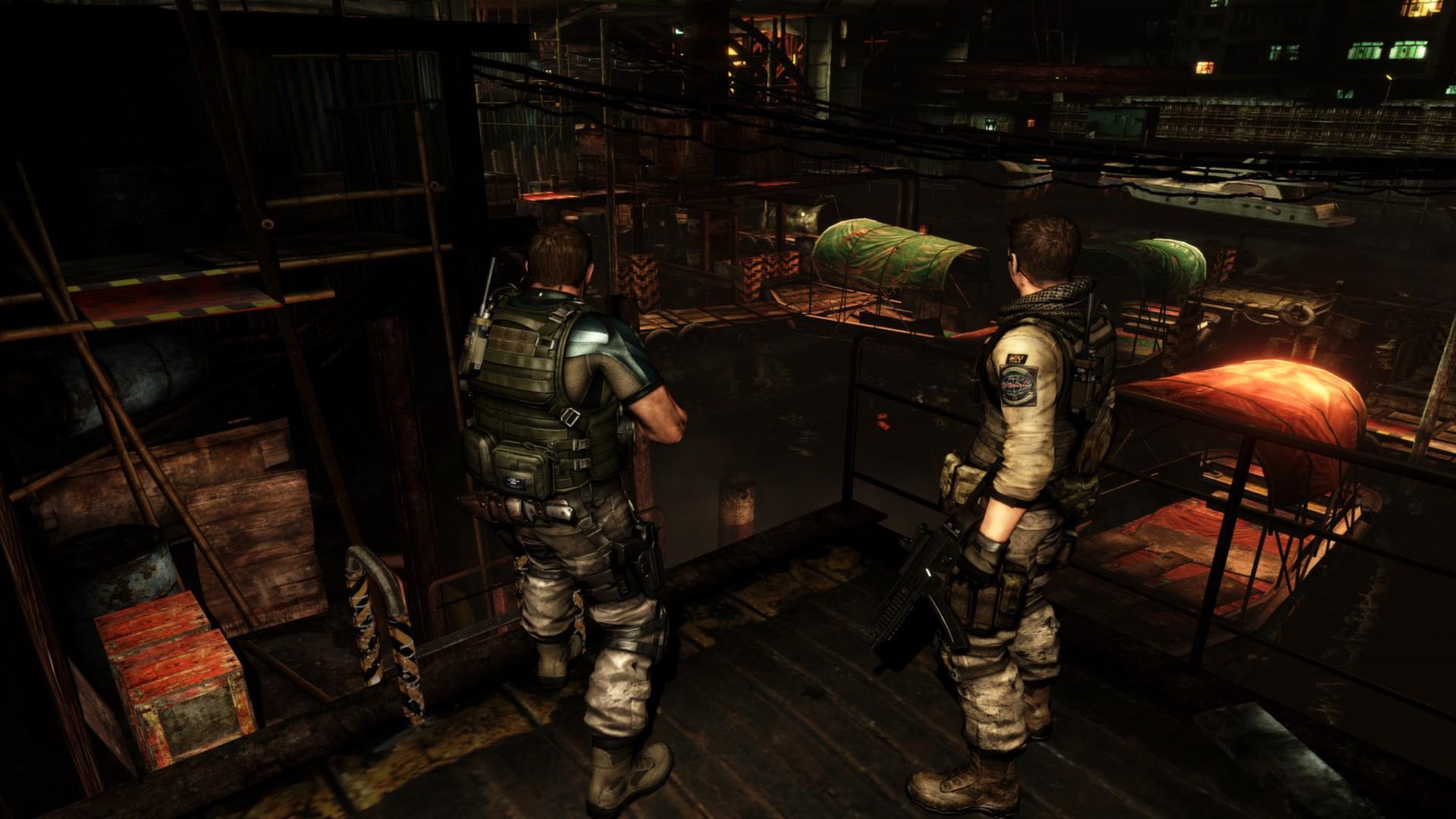 Resident Evil 6 Benchmark Tool on Steam