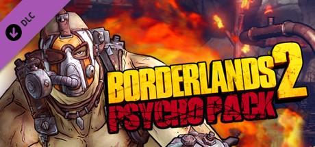 Borderlands 2 - Psycho Pack