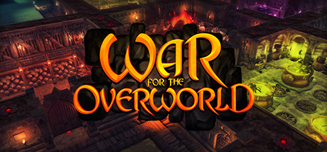 War for the Overworld cover art