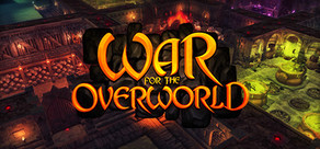 War for the Overworld cover art