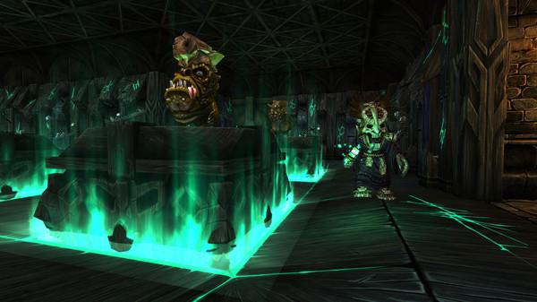 скриншот War for the Overworld 1
