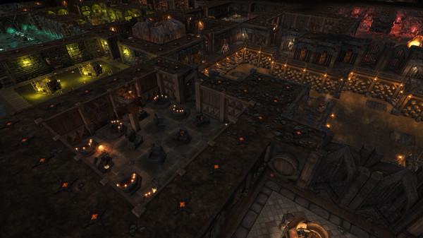 скриншот War for the Overworld 4