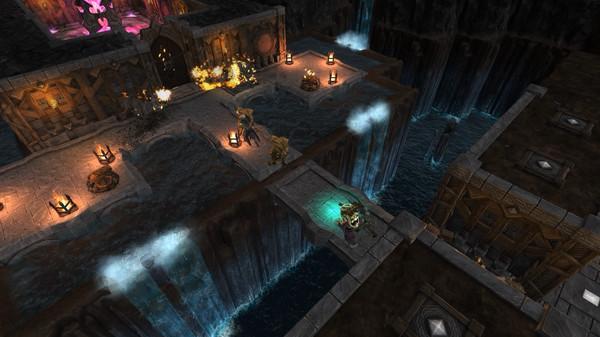 скриншот War for the Overworld 3