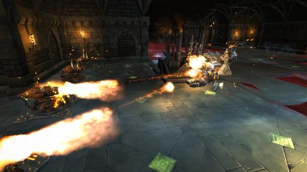 скриншот War for the Overworld 2