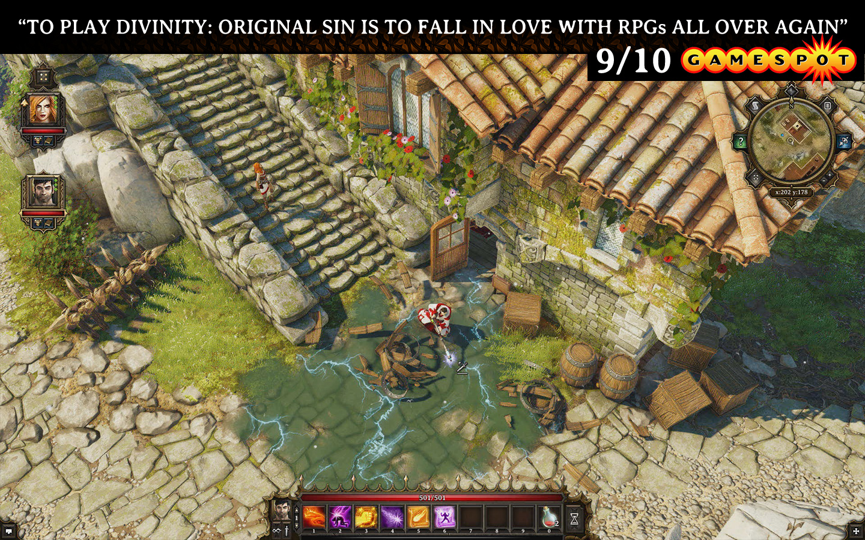 Divinity: Original Sin (Classic) on Steam