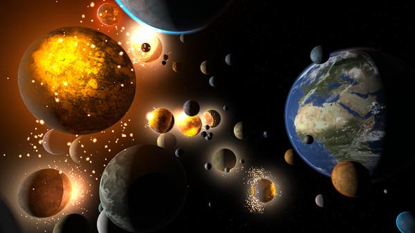 скриншот Universe Sandbox 2 0