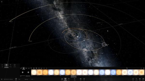 скриншот Universe Sandbox 2 1