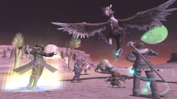 Скриншот из FINAL FANTASY® XI: Ultimate Collection Seekers Edition ROW